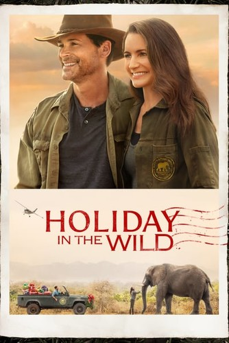 Holiday In The Wild (2019) 720p WEB-DL x264 [Dual Audio] [Hindi+English] - KMHD