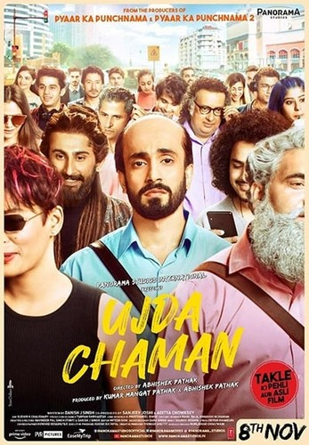 Ujda Chaman (2019) 720p - PreDVDRip - x264 - AAC-CineVood Exclusive