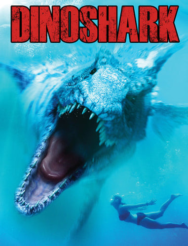 Dinoshark (2010) 720p BluRay x264 [Dual Audio] [Hindi+English] - DREDD