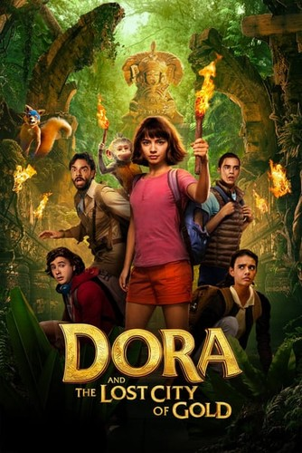 Dora and the Lost City of Gold 2019 HDRip XviD AC3-EVO