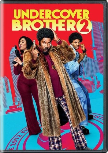 Undercover Brother 2 2019 HDRip XviD AC3-EVO