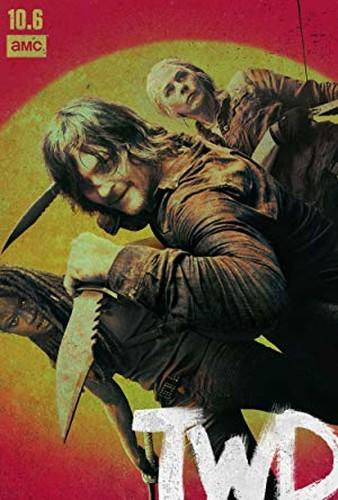 The Walking Dead S10E04 Silence The Whisperers REPACK 720p AMZN WEB-DL DD+5 1 H 264-