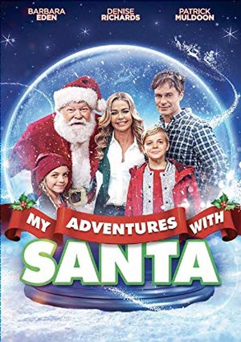 My Adventures With Santa 2019 HDRip XviD AC3-EVO