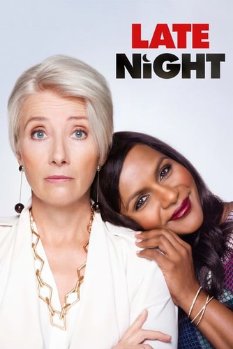 Late Night 2019 BDRip XviD AC3-EVO