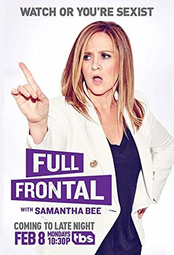 Full Frontal With Samantha Bee S04E27 720p HDTV x264-W4F