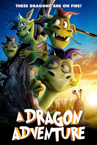 A Dragon Adventure 2019 HDRip XviD AC3-EVO