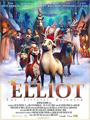 Elliot The Littlest Reindeer 2018 BRRip XviD AC3-EVO