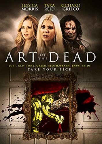 Art Of The Dead 2019 HDRip XviD AC3-EVO