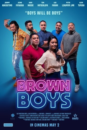 Brown Boys 2019 HDRip XviD AC3-EVO