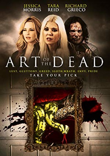 Art Of The Dead 2019 1080p WEB-DL H264 AC3-EVO