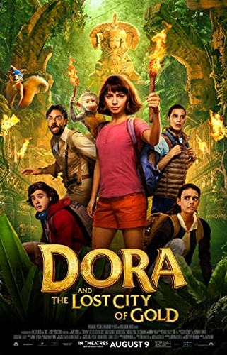 Dora and the Lost City of Gold 2019 1080p BluRay x264-DRONES