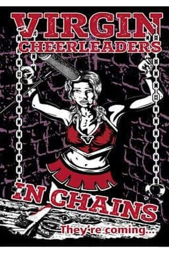 Virgin Cheerleaders In Chains 2018 1080p WEB-DL H264 AC3-EVO