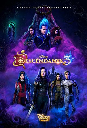 Descendants 3 (2019) DVDRip x264-spooks