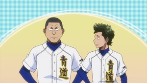 Ace of Diamond Act II   33 (480p) HorribleSubs