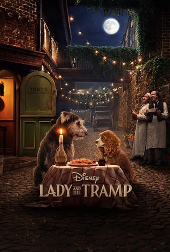 Lady and the Tramp 2019 HDRip XviD AC3-EVO
