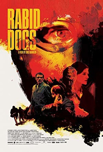 Rabid Dogs (2015) 720p BluRay x264 {Dual Audio} [Hindi+French] - DREDD