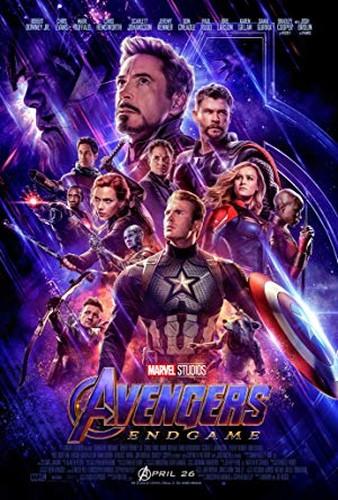 Avengers Endgame (2019) 1080p - WEB-DL - [Multi Audio][Hindi+Telugu+Tamil]