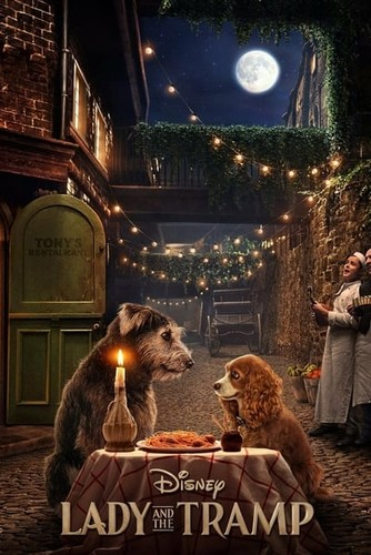 Lady and the Tramp 2019 1080p HDRip X264-EVO