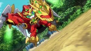 Gundam Build Divers Re-RISE - 07 (720p)-HorribleSubs
