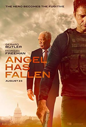 Angel Has Fallen (2019) 720p HDRip x264 [Dual Audio][Hindi-FANdub+ English] - SHADOW