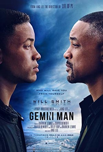 Gemini Man 2019 HC 1080p HDRip X264 AC3-EVO