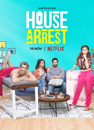 House Arrest (2019) Hindi 1080p WEB-DL H264-DUS
