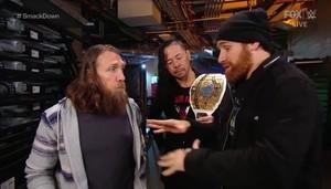 WWE Friday Night SmackDown 2019 11 15 HDTV x264 NWCHD