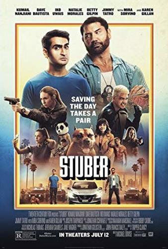 Stuber (2019) 720p  BluRay x264 [Dual Audio][Hindi+English] ESub - SHADOW