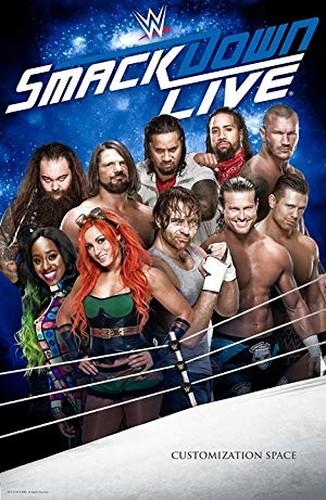 WWE SmackDown 2019 11 15 720p HDTV x264-Star