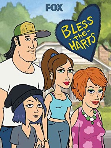 Bless the Harts S01E07 WEB x264-XLF