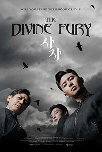 The Divine Fury 2019 1080p WEB-DL H264 AC3-EVO