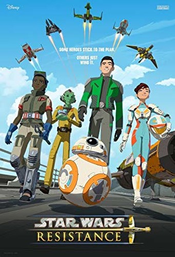Star Wars Resistance S02E07 The Relic Raiders 1080p WEB DL DD5 1 H 264 LAZY