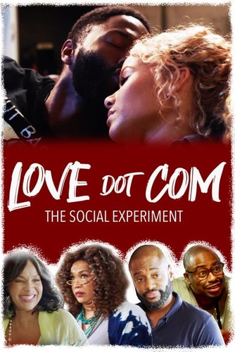 Love Dot Com The Social Experiment 2019 HDRip XviD AC3-EVO
