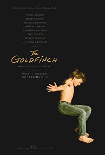 The Goldfinch 2019 HDRip XviD AC3-EVO