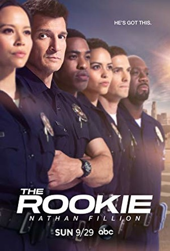 The Rookie S02E08 XviD AFG