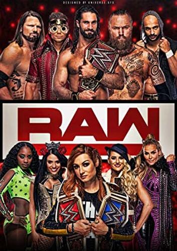 WWE Monday Night RAW 2019 11 18 REPACK HDTV x264-ACES