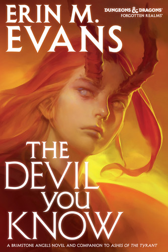 The Devil You Know - Erin M  Evans [EN EPUB] [ebook] [ps]