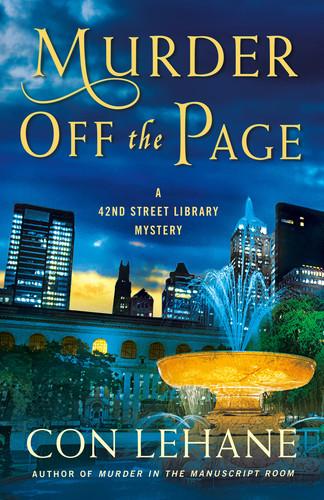Murder Off the Page by Con Lehane EPUB