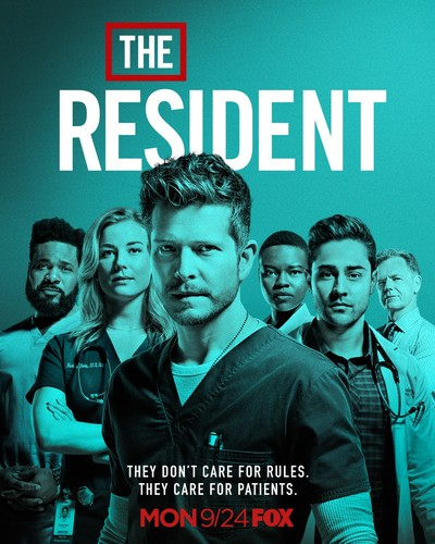 The Resident S03E07 XviD AFG