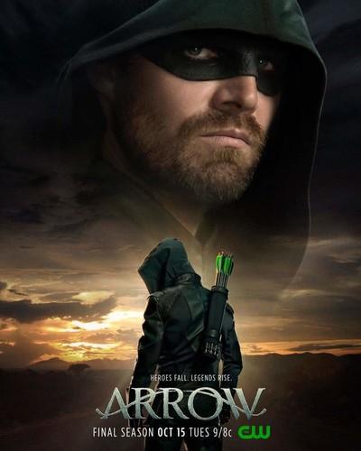 Arrow S08E05 Prochnost 720p AMZN WEB-DL DDP5 1 H 264-