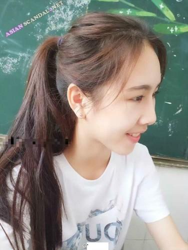 University Mengmei SchoolGirl SexTape Scandal