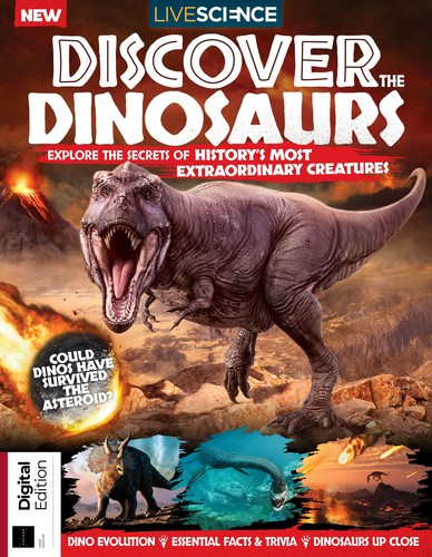 How it Works Discover the Dinosaurs - November 2019