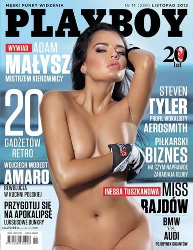 Playboy Poland - November 2012