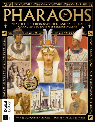 All About History  The Pharaohs