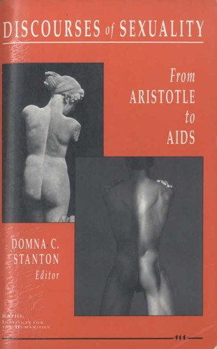 Discourses of Sexuality - From Aristotle to AIDS