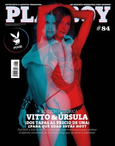 Playboy Argentina - December 2012