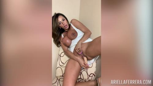 [PornstarPlatinum] Ariella Ferrera Oiled Tits (2019/485.44 MB/1080p)
