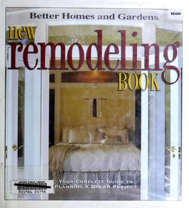 New Remodeling Book Your Complete Guide to Planning a Dream Project