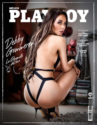 Playboy Mexico - Diciembre 2019