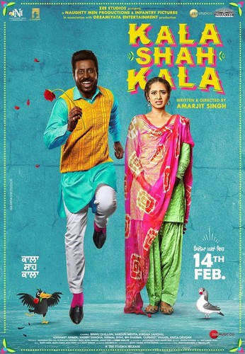 Kala Shah Kala (2019) 1080p WEB-HD AVC AAC-Team IcTv Exclusive